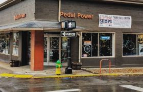 Pedal Power Bike Shop