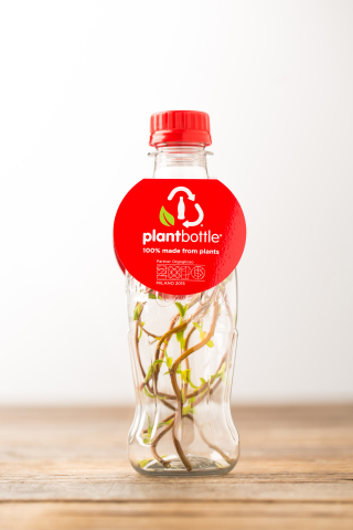 Coca-Cola PET_PlantBottle