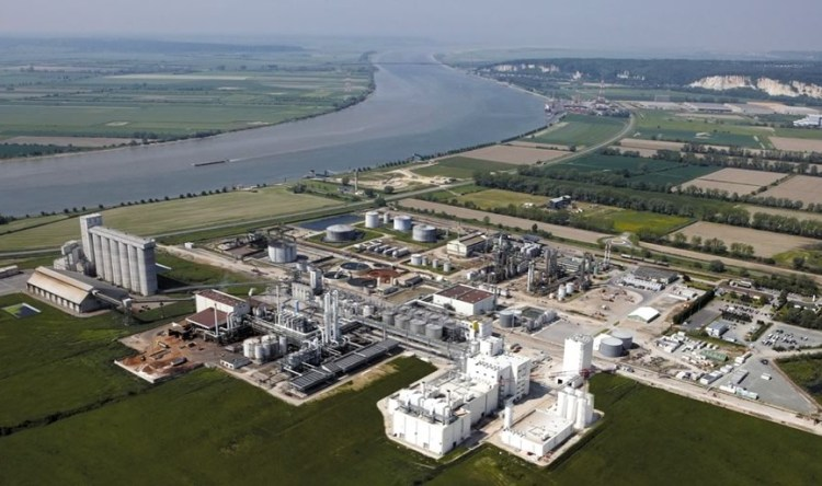 The Lillebonne (France) site was constructed in 2007 for the production of bioethanol