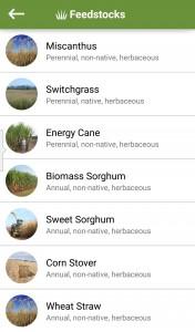 Genera Biomass app