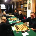 Orologi In moto: Clericus Chess 2016