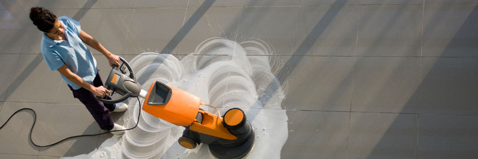 Commercial Floor Cleaning Services  Green Clean