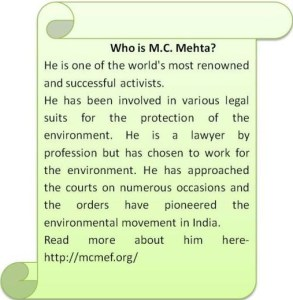M.C. Mehta