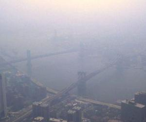 SMOG on Newyork city