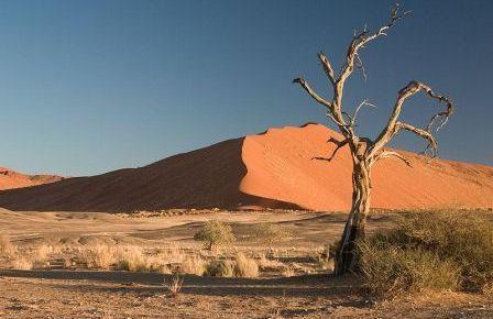 Desert at Namibia
