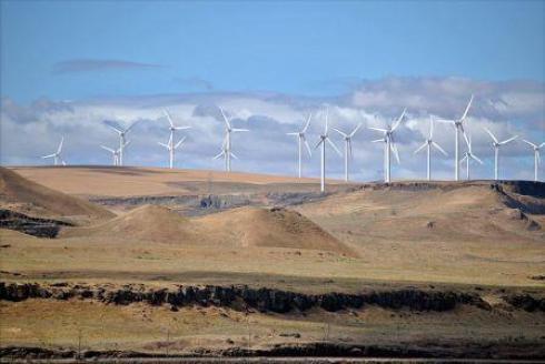 GE 2.5 MW Wind Turbines