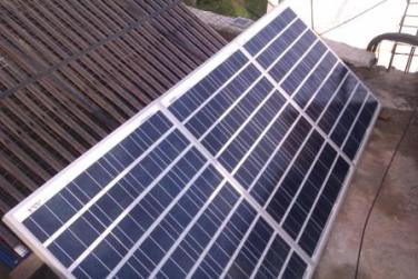 Decentralized solar PV system