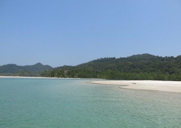 The Mergui Islands