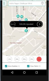 Dutolo-Dustibit Toilet Locator Mobile App