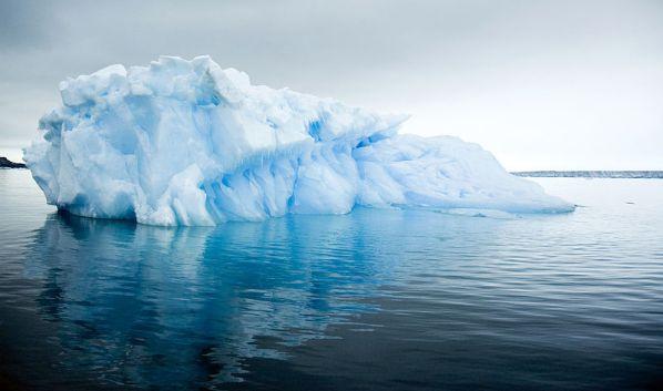 Antractica Ice sheet
