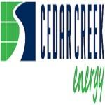 CEDAR CREEK ENERGY – MINNESOTA SOLAR COMPANY