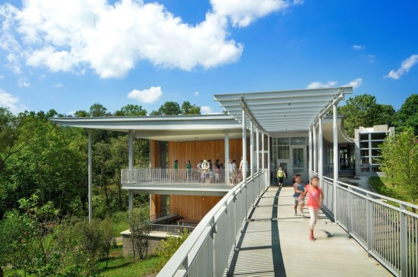 The Frick Environmental Center (FEC)