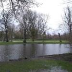 Small lake, Vondelpark, Amsterdam