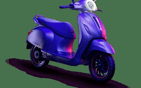 Bajaj Chetak e-scooter
