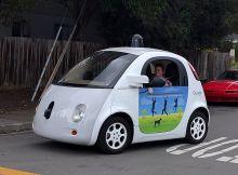 Google-self-driving-car