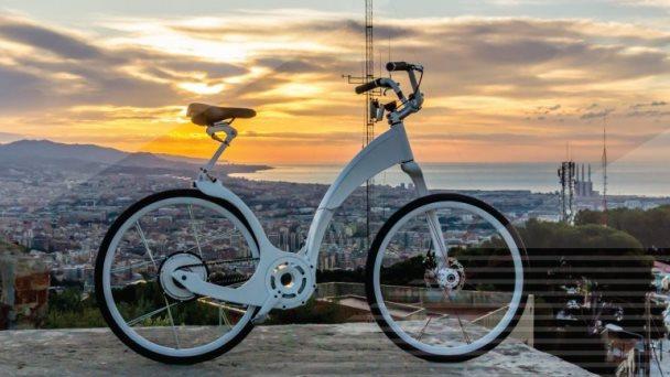 Gi FlyBike, the electric bike
