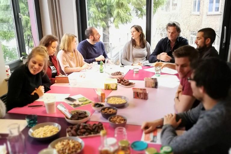 Workshop Nutrition en Entreprise Green Coach Nutrition - Carré Associates