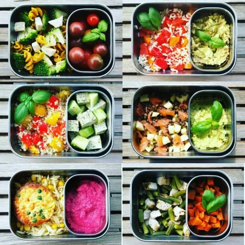Idées lunch box: c'est dans la boite!