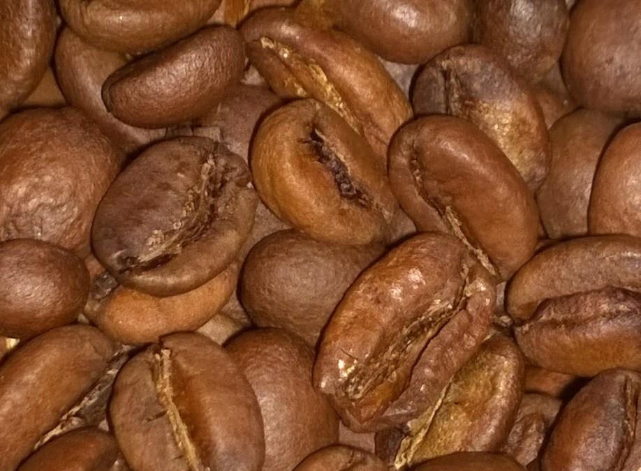 FRESH roasted Ethiopia DJimma Natural Process