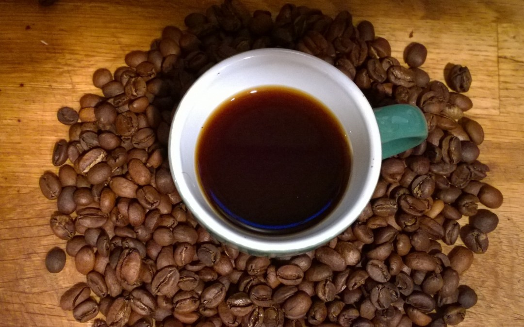 Roasted Coffee Beans D.R Congo Organic 5 Pounds