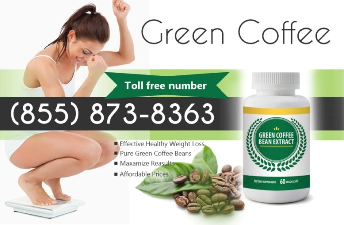 magical green coffee ndash 855 873 8363 beans weight loss