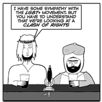 Jesus and Mo and LGBT