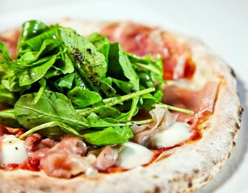 Wood-Fire Pizza