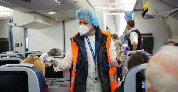 Ученый из США назвал COVID-19 в самолетах опаснее авиакрушений в 79 раз