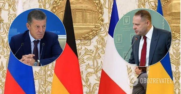 В России заявили о срыве переговоров по Донбассу: Украина ответила