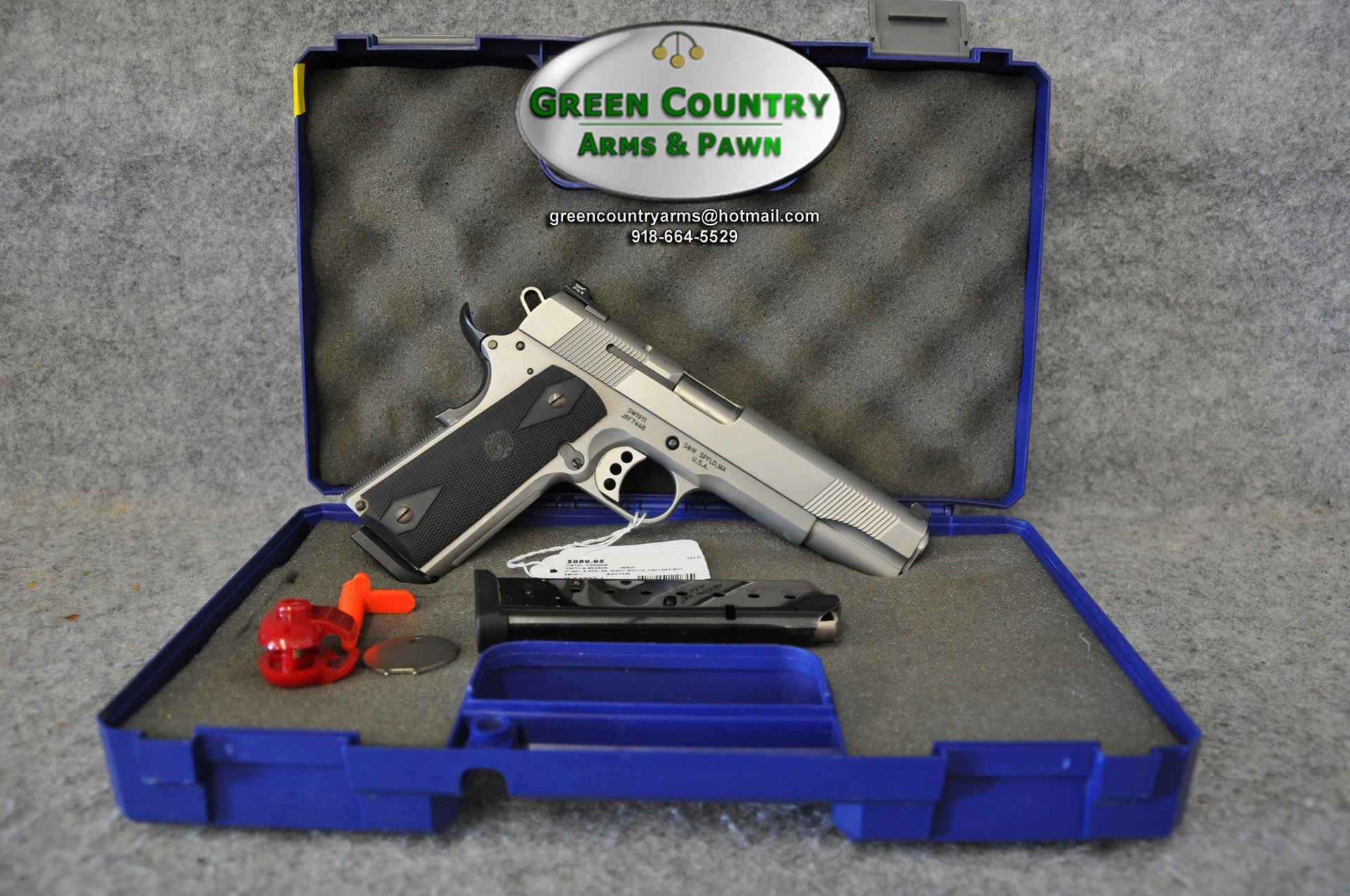 Home Green Country Arms Amp Pawn