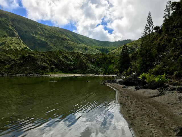Green Coworking Azores hiking