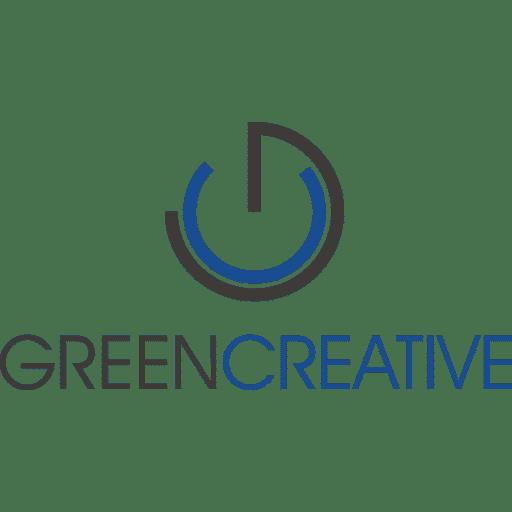 green creative led lighting
