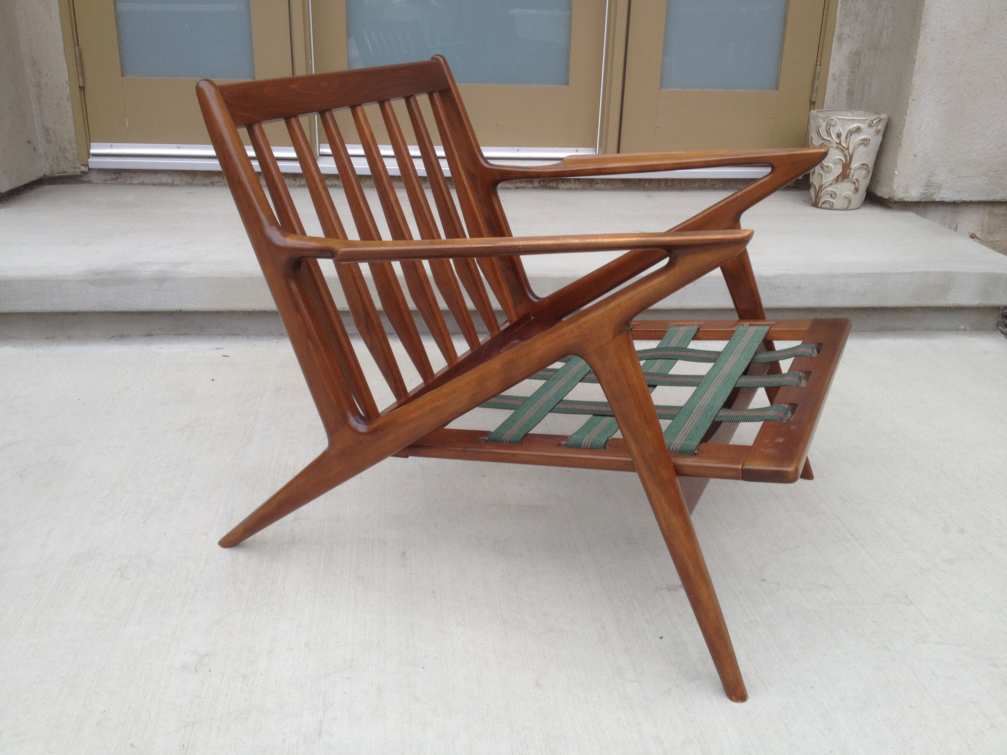 Danish Lounge Chair  SOLD  greencycle designLA