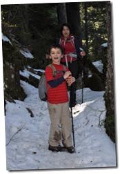 Lake Serene hike 115