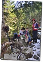 Lake Serene hike 127