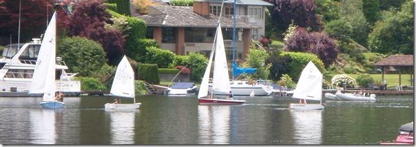 Sailing lesson 003