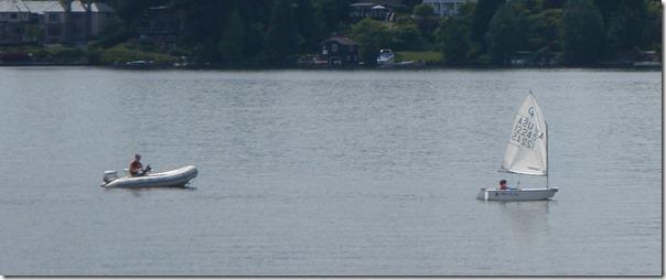 Sailing lesson 018
