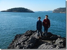 Deception Pass Boys Outing 061