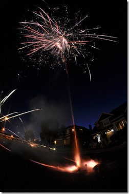 4th July Fireworks 091