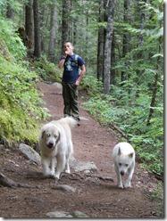 Talapus Lake Hike with Robin and Eric 004