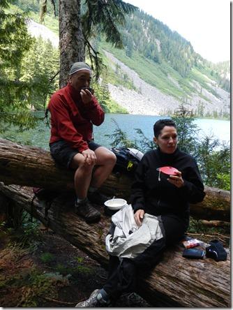 Talapus Lake Hike with Robin and Eric 020