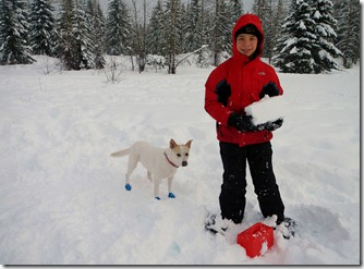 Snow Fun and Dutch Oven Cooking 008