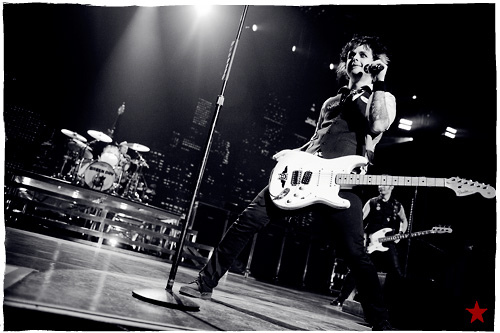 Billie Joe at Bercy