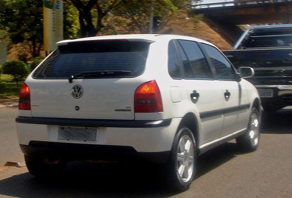 2003 VW Gol 1.6 Total Flex