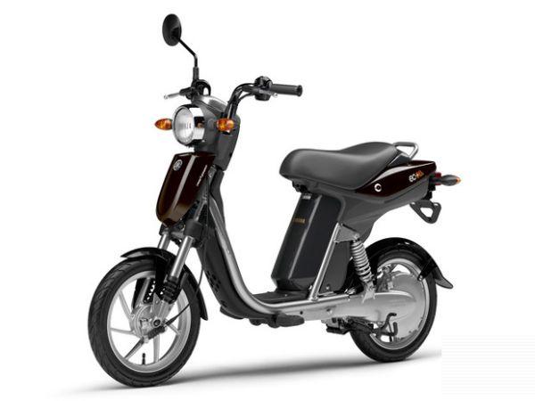 2011 Yamaha EC 03