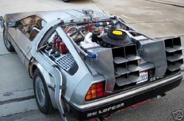 Air-powered perpetual car engine