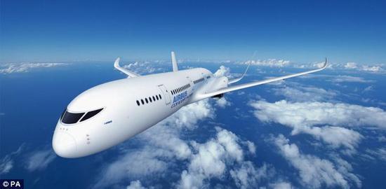 airbus concept plane 1