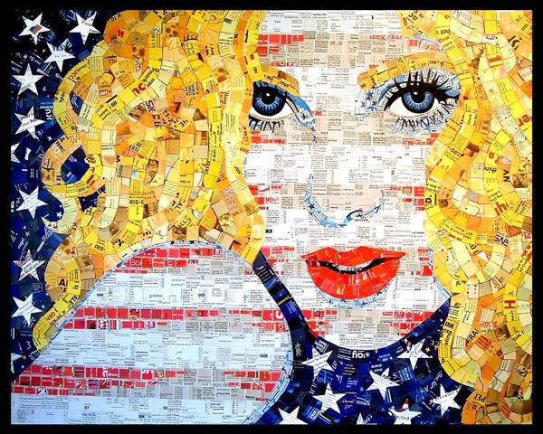 All American Girl by Sandhi Schimmel