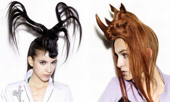 Eco Fashion: Animal Inspired Hair Hats To Make Heads Turn