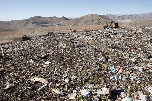 Apex landfill
